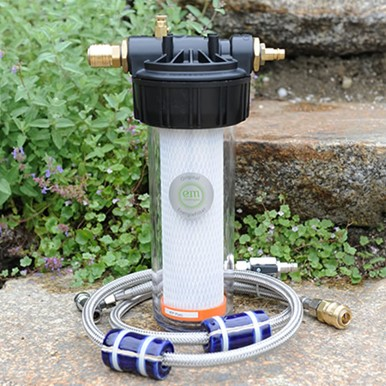 Wasserfilter EM Comfort